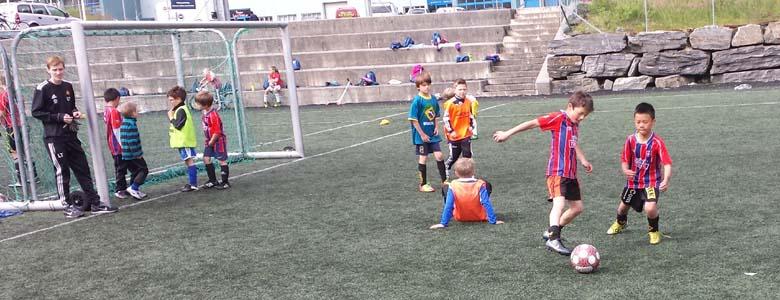 treningsplan fotball junior